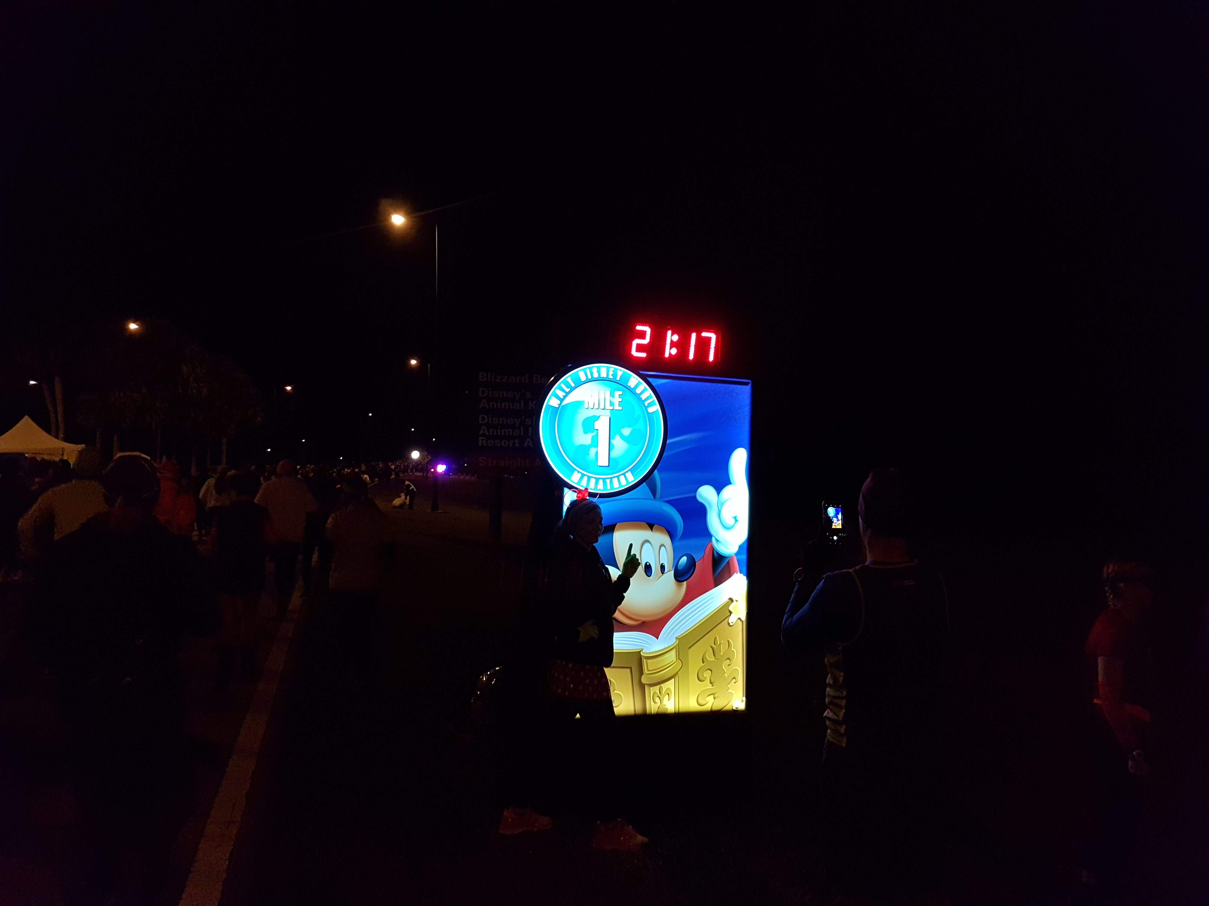 Mile 1
