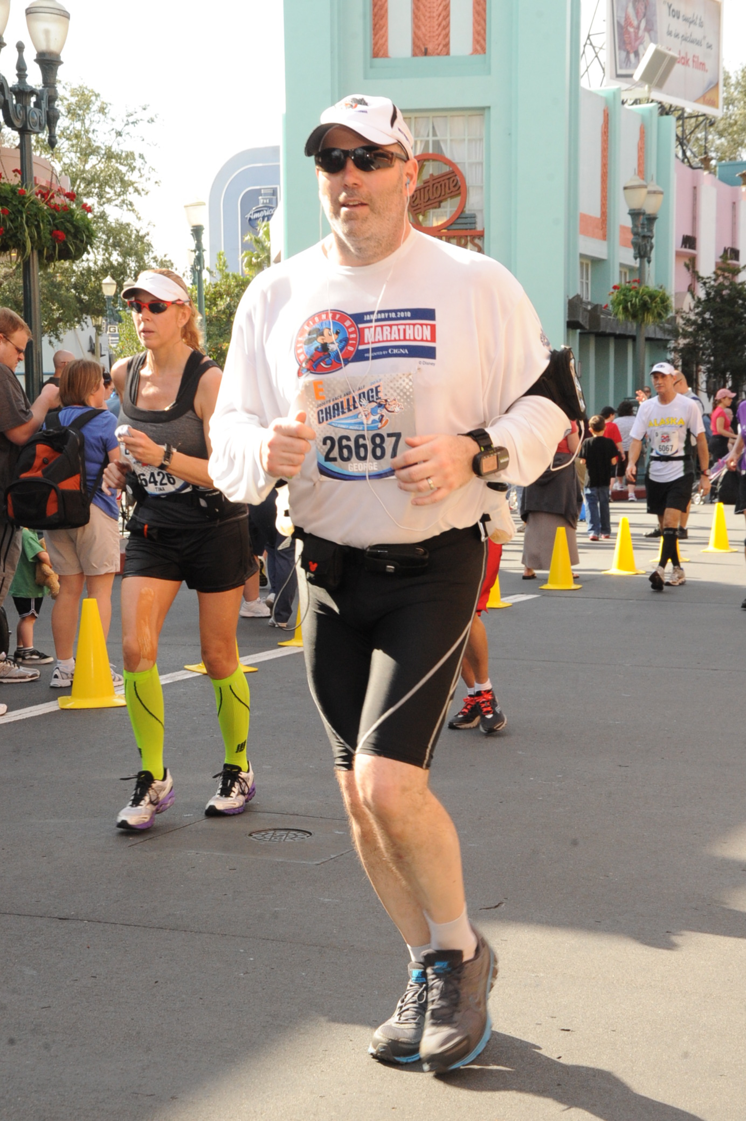 2013 Disney World Marathon - Hollywood Studios