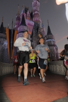 2013 Disney World Marathon - Cinderella Castle