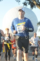 2013 Disney World Half Marathon - finish 02