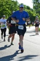 Manitoba Marathon 2013 - mile 9ish